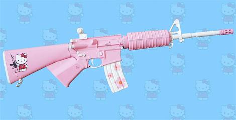 Hello-Kitty-AR-15